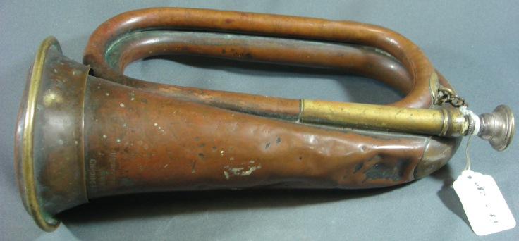 1. Bugle in Museum collection