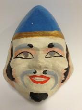 1b. Various Kagura masks